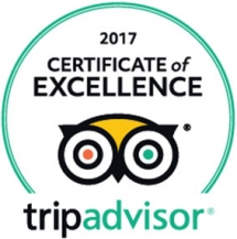 The Certificate of Excellence 2017